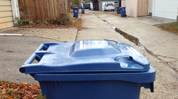 Delays for Winnipeggers' recycling collection