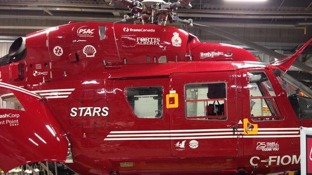 Manitoba Government Grounds Stars Air Ambulance Following