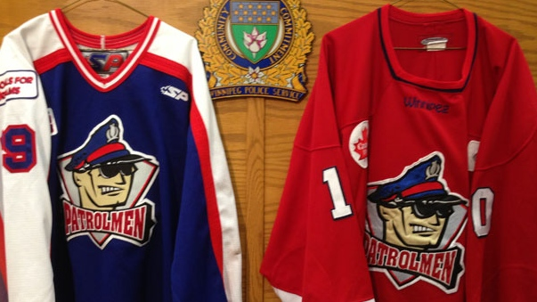 On November 17, Winnipeg Police officers will hit the rink to take on a number of the Winnipeg Jets in an annual charity hockey game.