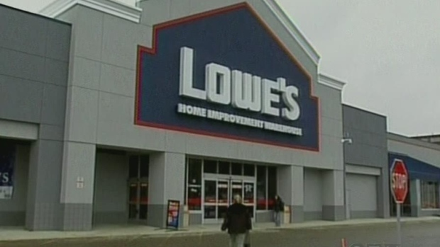 U.S. hardware chain Lowes aims to expand into Winnipeg ...