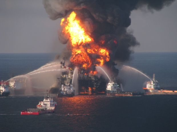 BP close to settling penealties
