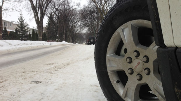 RCMP are warning drivers to use caution on highways due to icy conditions.