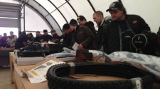 Winnipeg Police Service unclaimed goods auction