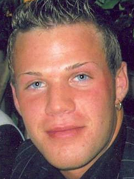 Chad Davis' body was found in a lake in July 2008. (file image)