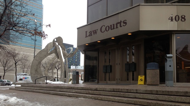 Crown attorney Liz Thompson was in a Winnipeg court Monday to appeal the two-year sentence handed to Graham James for child sexual abuse.