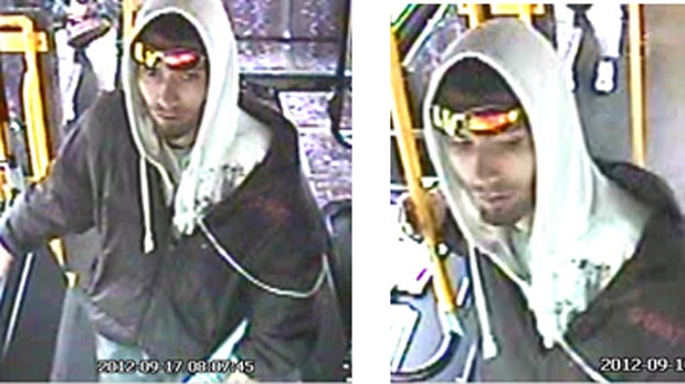 Suspect wanted for uttering threats in Winnipeg