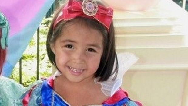 Four-year-old Jarilyn Roulette was rushed to hospital in critical condition after undergoing general anesthetic at a private dental clinic in Winnipeg, says her mom.