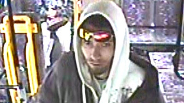 Suspect photo (photo provided by Winnipeg police)