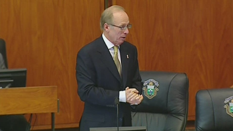 Mayor Sam Katz will face a court date in April over allegations he violated a conflict-of-interest law.