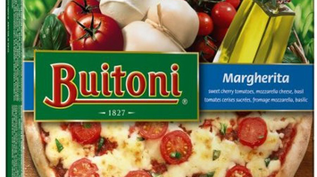 Nestle Canada Buitoni pizzas CFIA pieces of metal