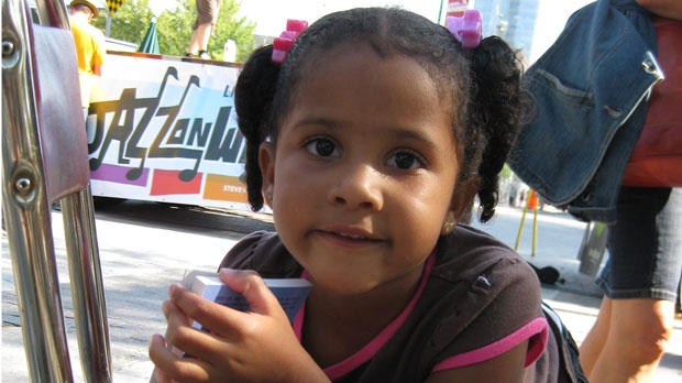 Six-year-old Ana Grace Márquez-Greene was killed Dec. 14, 2012 in a mass-shooting at a Connecticut elementary school. (photo provided by Charlene Diehl)