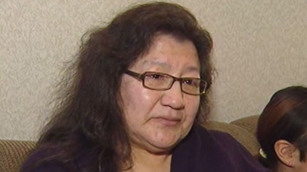 Anna Harper had all of the Christmas gifts she purchased while visiting Winnipeg stolen Sunday afternoon.