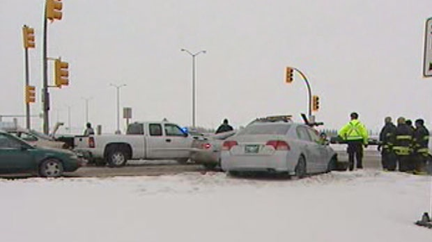 Dugald and Perimeter crash