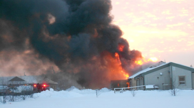 Arson suspected in Norway House fire