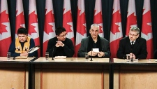 First Nations leaders react to Harper meeting