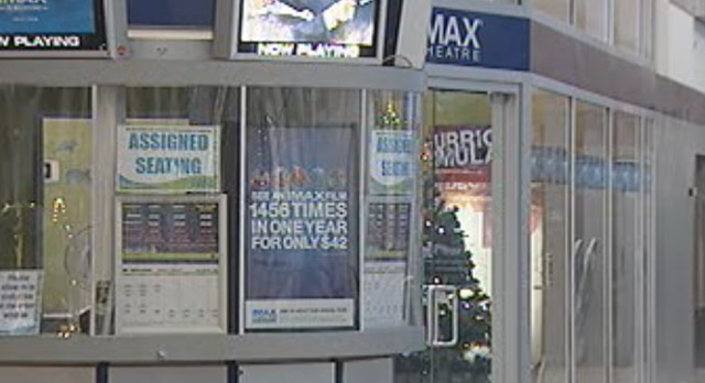The Imax in downtown Winnipeg is scheduled to close on March 31, 2013.