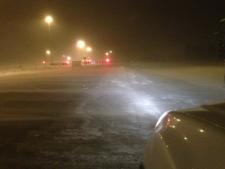 TransCanada Highway closure