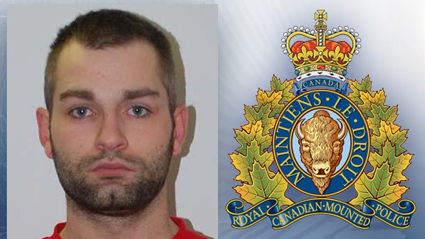 Damien James Mercer, 27, has been charged with second-degree murder. RCMP have issued a warrant for his arrest. (photo provided by Lloydminster RCMP)