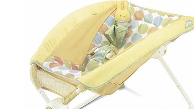 Fisher Price Newborn Rock 'N Play Sleeper advisory