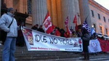 Idle No More in Winnipeg