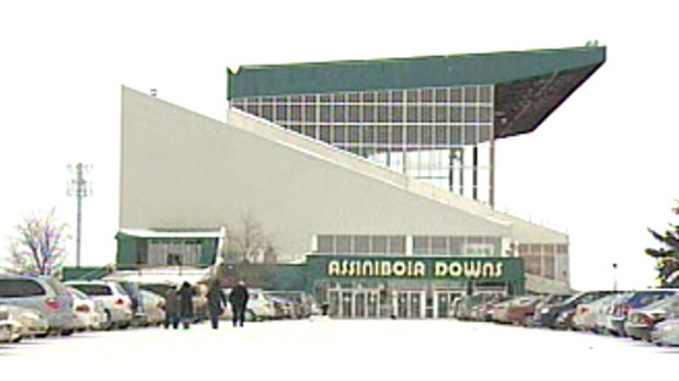 The Red River Exhibition Association wants to take control of Assiniboia Downs