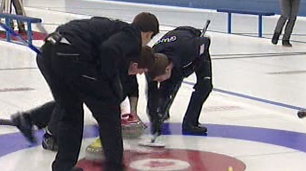 The 2013 Canadian Junior Curling Championship