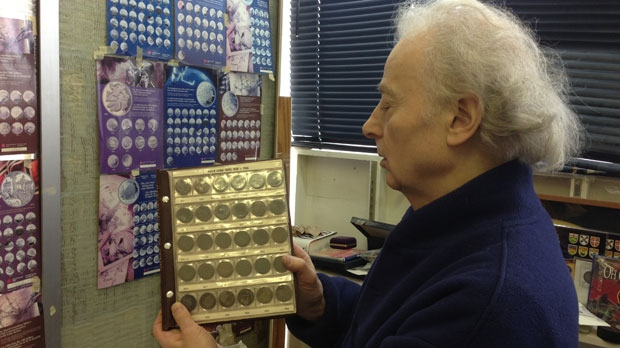 Winnipeg coin dealer Abe Nuss of AB Coins and Collectables doesn't think you'll ever get much more than a penny for your pennies.