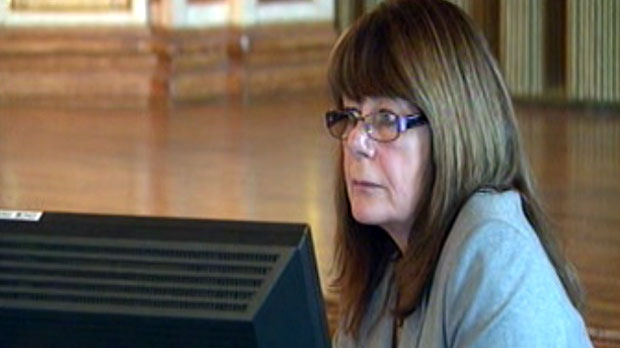 Darlene MacDonald worked for Winnipeg Child and Family Services.