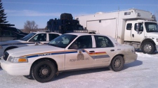 RCMP in Rapid City
