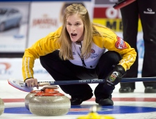 Manitoba skip Jennifer Jones