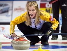 Manitoba skip Jennifer Jones
