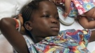 7-year-old recovering from botched genital mutilat