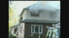 CTV Winnipeg: House fire sends woman to hospital