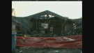 CTV Winnipeg: Residents say trash pileups target for arsonists