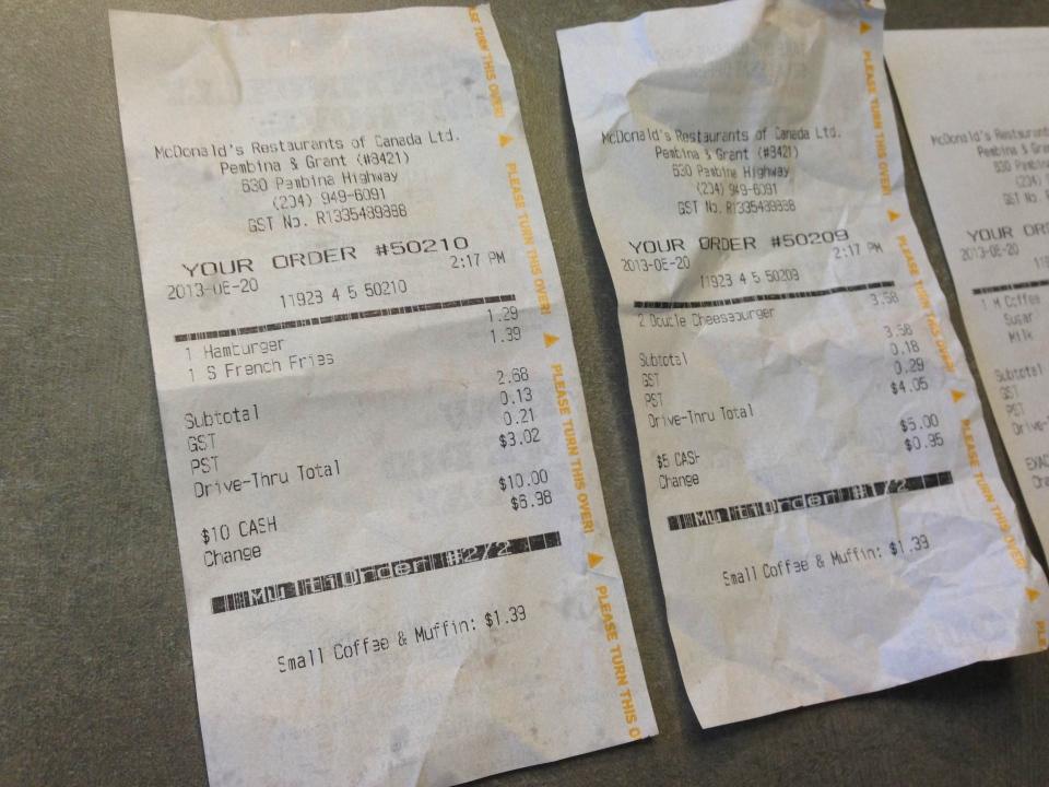 Manitoba Gst And Pst >> Some Manitoba McDonald's restaurants already charging 8% PST | CTV News Winnipeg