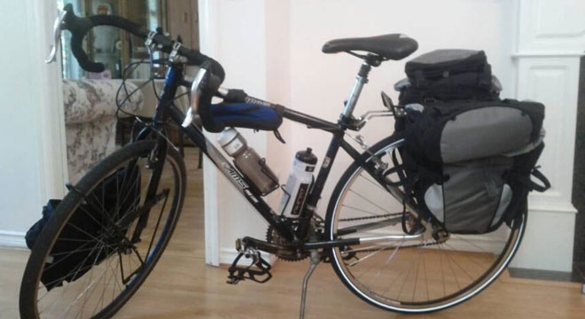 Winnipeg police said the bike was reported stolen in the 800 block of Leila Avenue on July 10.