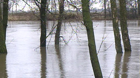 Manitobans will get an idea of how much flooding they'll have to deal with this spring. (file photo)