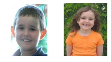 Dominic Maryk and Abby Maryk were last seen by their mother on Aug. 16, 2008.