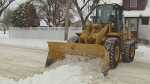 The city's declared snow route parking ban will come into effect at midnight Monday night. (File image)