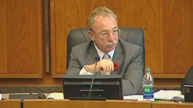 Phil Sheegl's resignation comes two weeks after the city turfed its fire chief Reid Douglas. (file image)