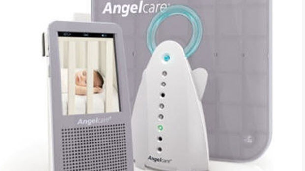 angelcare baby monitors recalled in canada u s after 2 strangulation deaths ctv news winnipeg. Black Bedroom Furniture Sets. Home Design Ideas