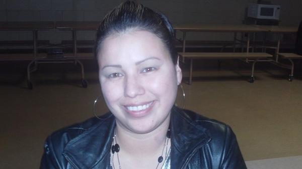 Roberta McIvor, 32, was found dead on a roadside on Sandy Bay First Nation last summer. (file image)