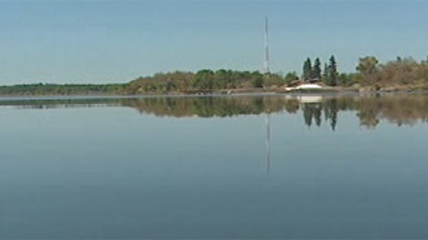 Shoal Lake supplies water to Winnipeg.
