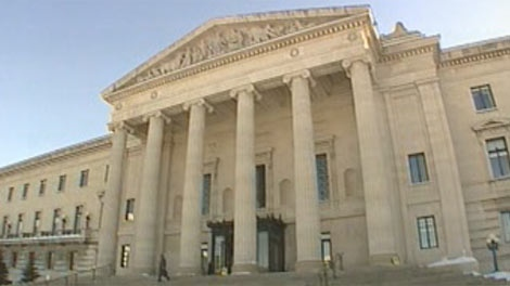 The NDP were elected in 37 seats in the Manitoba legislature in the Oct. 4, 2011 election.