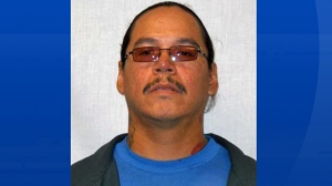 Richard Daniel Wolfe is charged in connection with a sexual assault in Fort Qu'Appelle. (RCMP handout)