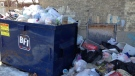 The city is hoping private property owners will want to help bylaw officers catch illegal garbage dumpers. (File Image)