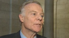 Jon Gerrard announced Oct. 20, 2011 that he won't lead the Manitoba Liberals in the next election.
