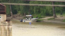 Man's body found in Red River