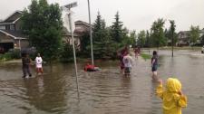 Winnipeg floods