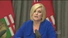CTV Winnipeg: Child welfare plan hasty: Union